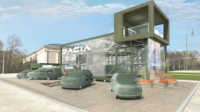 dacia will exhibit all its new models at the iaa mobility fair in munich
