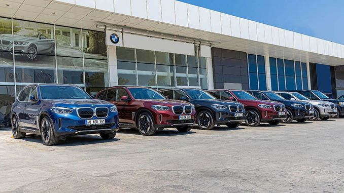 electric bmw ix investment from enterprise turkey