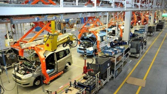 Proizvodnja će biti obustavljena u fabrici Ford Otosan Yenikoy
