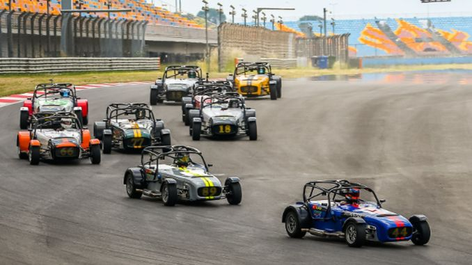 intercity cup races leg is over
