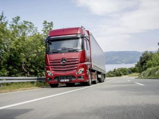 mercedes benz turk successfully completed the first month of the truck product group