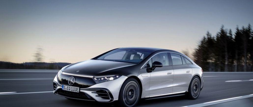 Budúce plány Mercedesu na benzín sa budú formovať výlučne na elektrických vozidlách