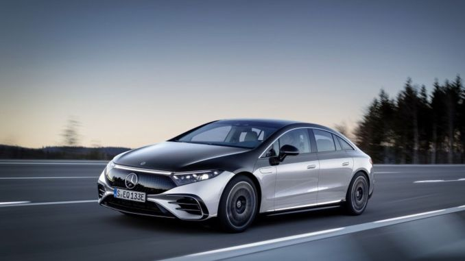 mercedes petrol future plans will be shaped solely on electric vehicles