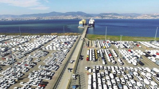 Automotive exports reached billion dollars in June