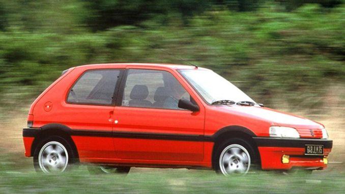 Peugeot's legendary car celebrates its birthday
