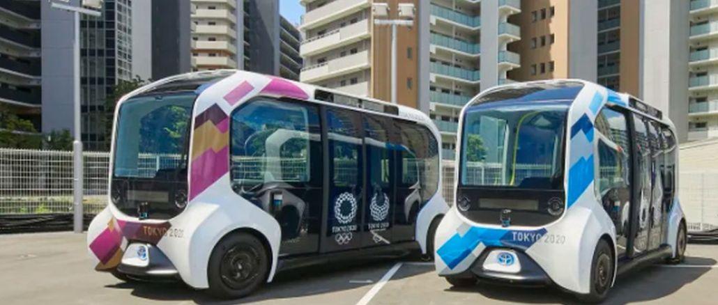 A Toyota elhozza olimpiai szellemét a tokiói olimpiára