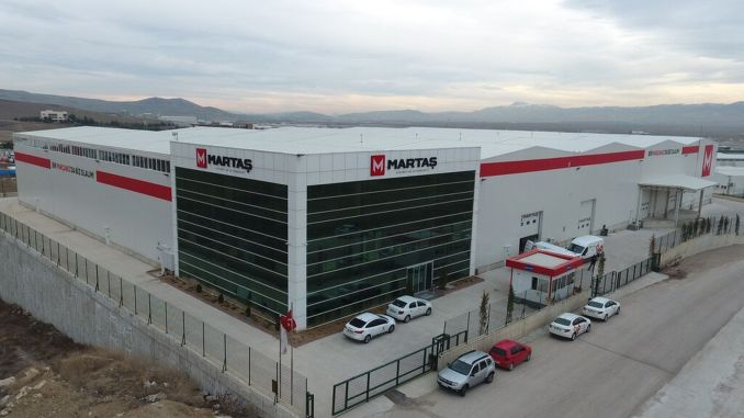 martas has added a new one to its automotive successes