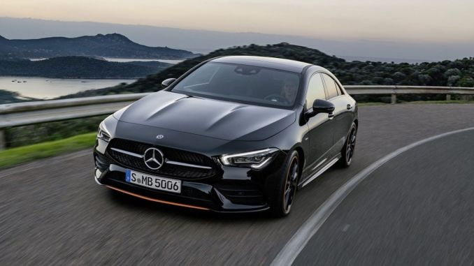 mercedes benz special car and light commercial vehicle campaign for august