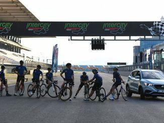 tornou-se o patrocinador de ouro das corridas de ciclismo por hora