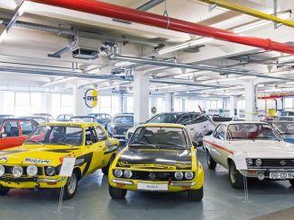 Opelmuseet, där de klassiska modellerna av opel ställs ut, kan nu besökas online