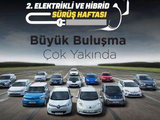U Turskoj će se po drugi put obilježiti sedmica vožnje električnim i hibridnim vozilima