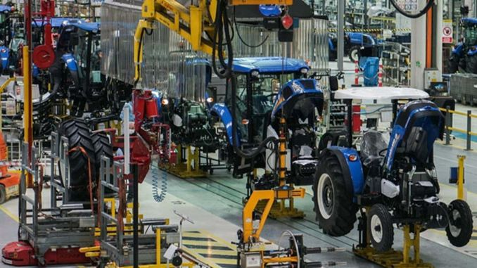 turktraktor broke a production and export record in the first half of the year
