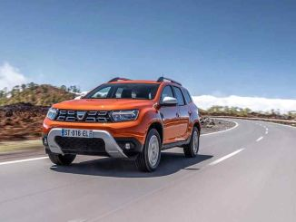 new dacia duster came with automatic transmission