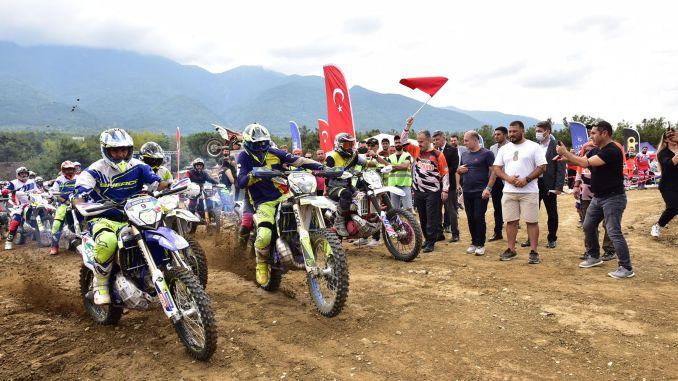 Enduro Enthusiasts Meet in Bursa
