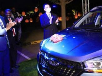 chery entered the sudan market, the automaker chery entered the sudan market by establishing an assembly plant