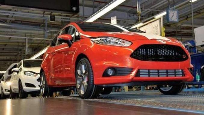 Ford har beslutat att stänga fabriken i Indien