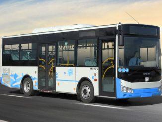Otokar ha vinto la gara di autobus gigante ad Amman