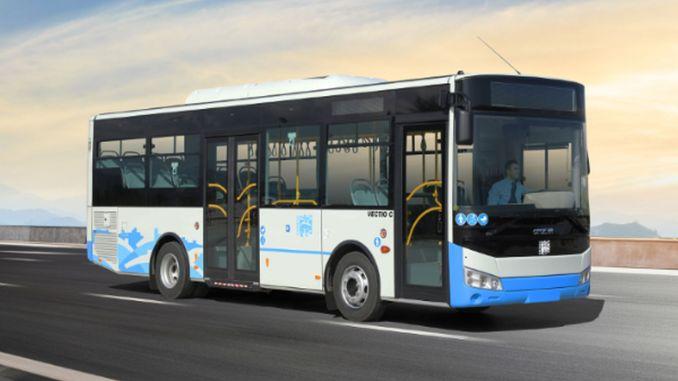 Otokar 赢得了安曼的巨型巴士招标