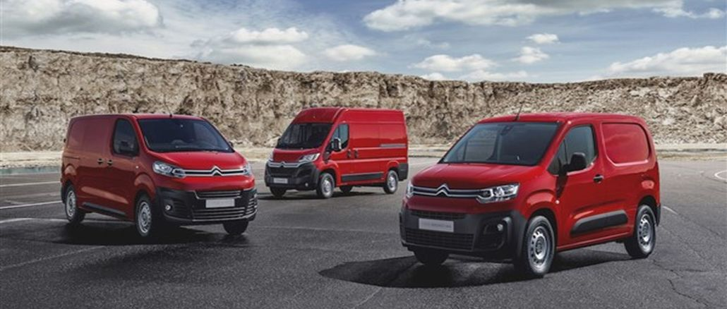 The zero-interest loan campaign in citroen commercial vehicles continues in October.