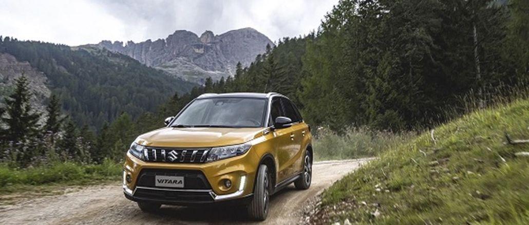 Suzuki Vitara hibridas, kurio pageidaujate, mėnesio pabaigoje yra prie jūsų durų