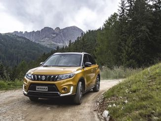 The Suzuki Vitara Hybrid You Wish For Is At Your Door At The End Of The Month