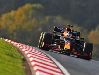 Formula Velika nagrada Turčije v oktobru