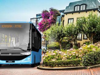 Karsano metro ilgio dyzeliniai atakos autobusai palengvins Mersino transportavimą