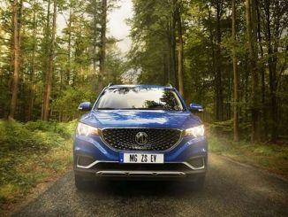 mg zs home 被評為最佳二手電動緊湊型 SUV