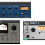 Softube 「CL 1B」 , 「TLA-100A」 , Fuse Audio Labs 「VCL-25A」比較