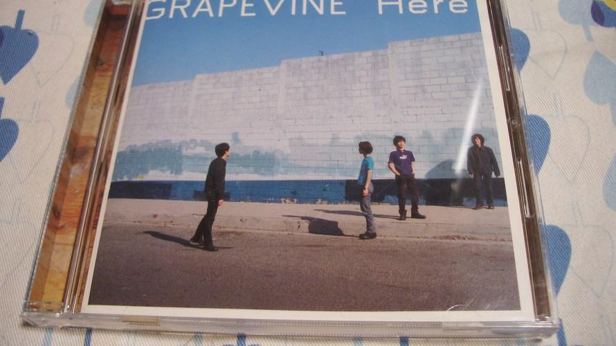 CD GRAPEVINE「Here」