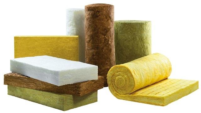 Mineralwolle - effektive Isolierung für verschiedene Teilen der Wärmedämmung zu Hause