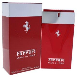 Ferrari Ferrari Man In Red Eau De Toilette Spray 100ml/3.3oz ,8002135136076