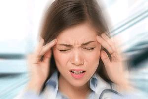 Tontura é um dos sintomas do mal da altitude.