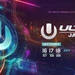 ULTRA JAPAN 2017 開催決定!