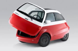 Microlino Elektrikli Araba Tasarımı