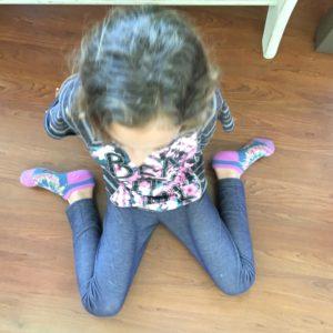 W-Sitting Position