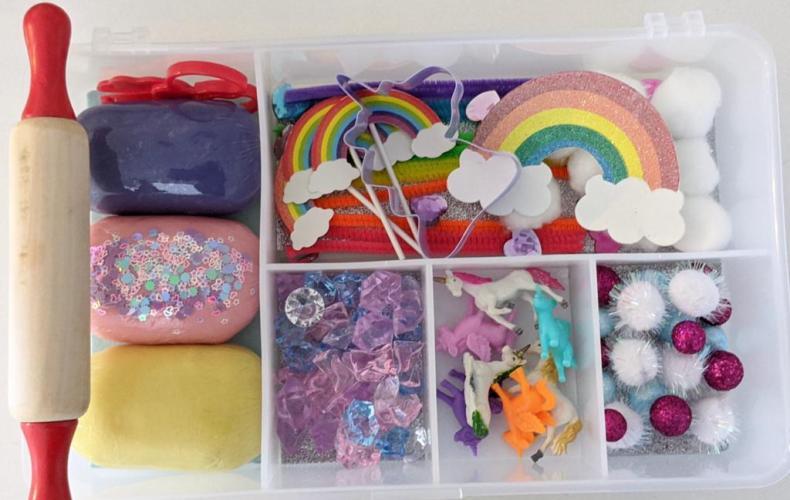 OTPlanDough Unicorn kit