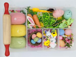 Easter PlayDough Kit