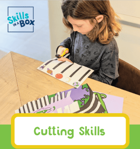 Cutting Skills - Cover