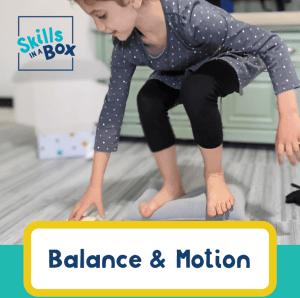 Balance and Motion - Vestibular