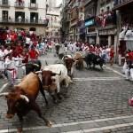 スペインの牛追い祭りの歴史や見所は?動画を使って魅力を紹介!
