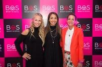 Paloma Fernandez, Camila Anich y Macarena del Sante