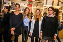 Gapsi pizzoleo, Antonia Bulnes, Emiliana Franzani, Florencia Broussain