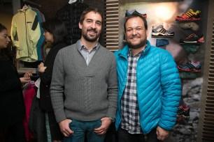 Jose Pablo Caceres y Raul Trujillo