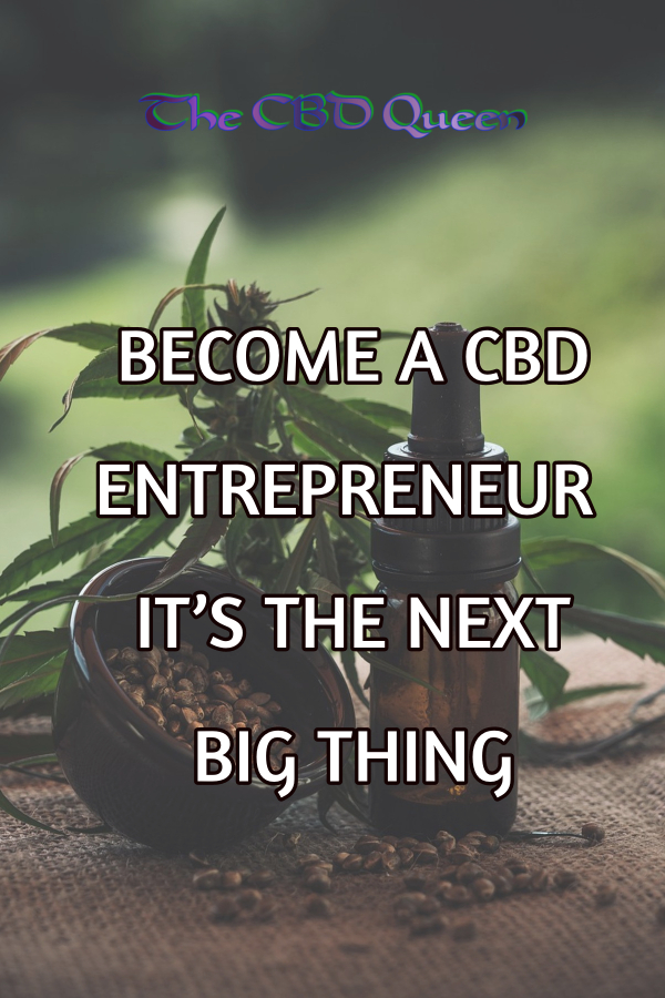 Become a CBD Entrepreneur
