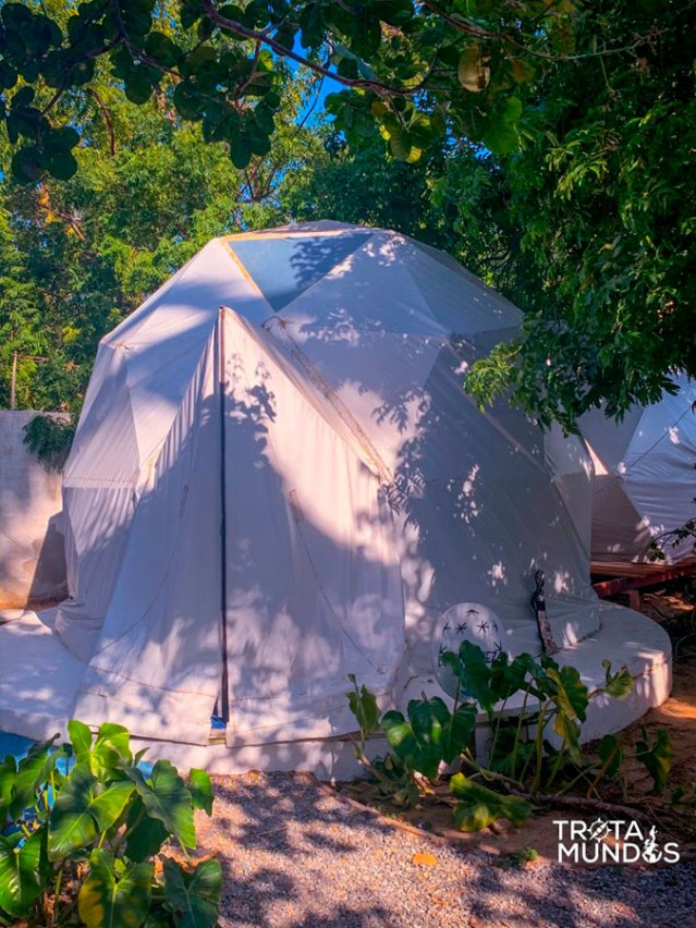 Domo do Mundomo Glamping