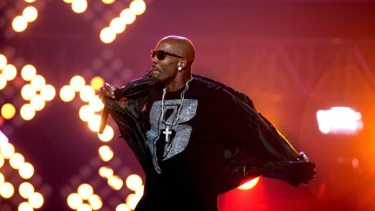 Celebrities Share Prayers for DMX Following Rapper's Heart Attack
