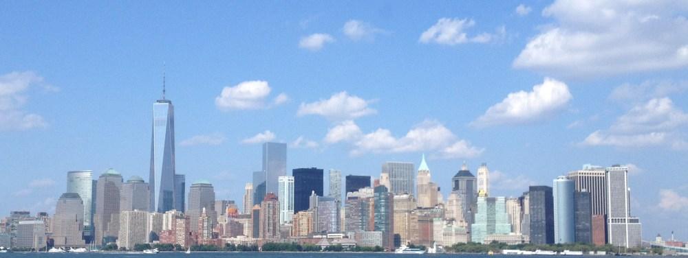 NYC Skyline:Photo: Robert Emond