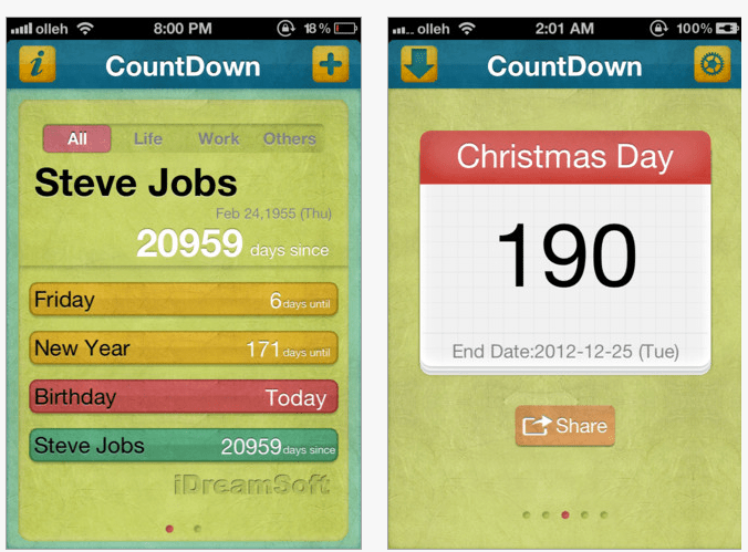 App Gone Free – CountDown Pro   OT's with Apps & Technology