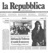 la Repubblica Adriana Galgano Time Management